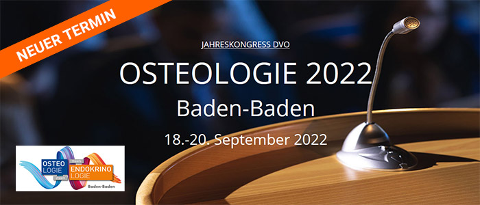 OSTEOLOGIE 2022